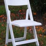 כסא תאילנדי לבן