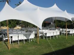 אוהלים והצללות